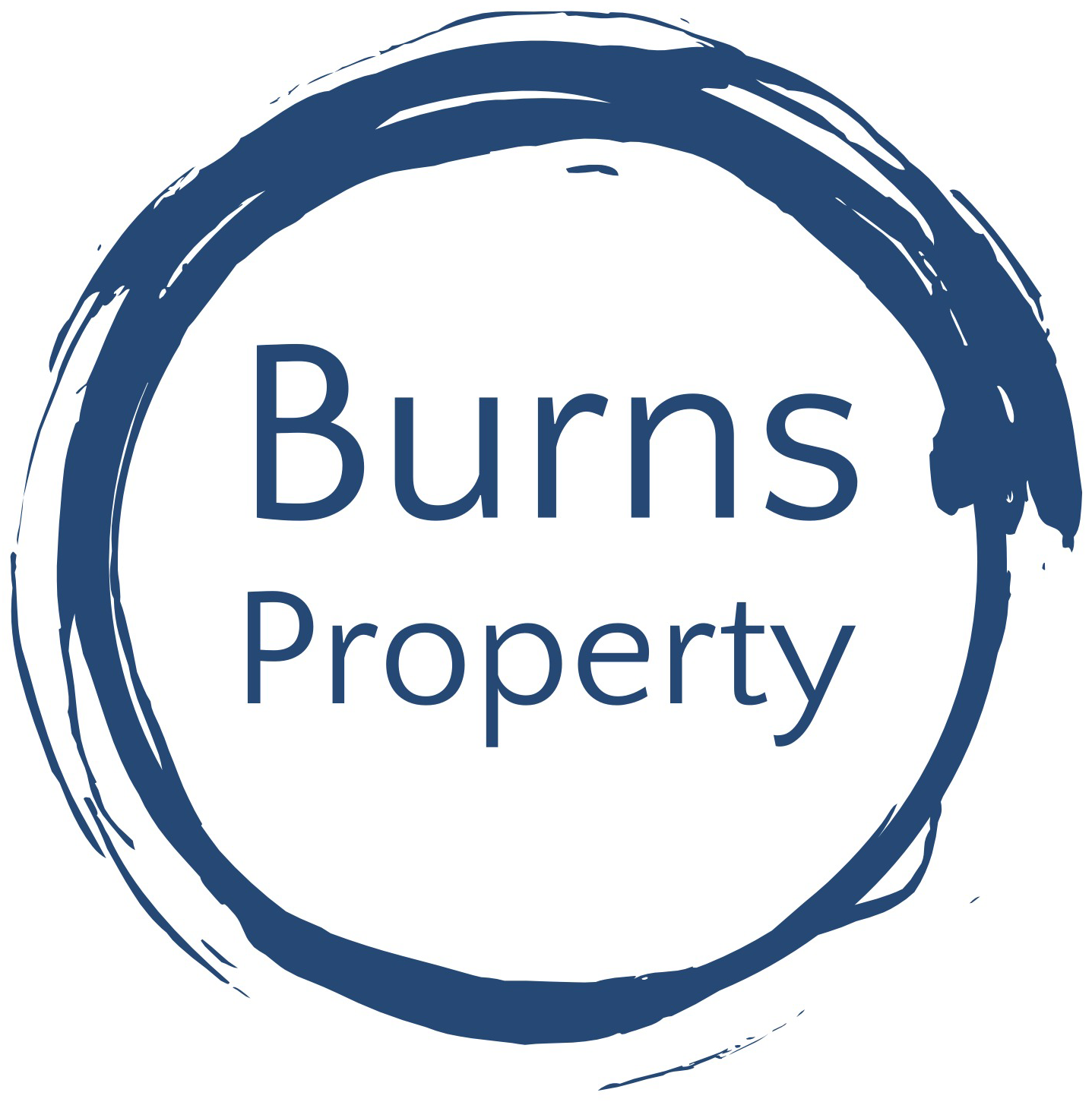 Burns Property - logo